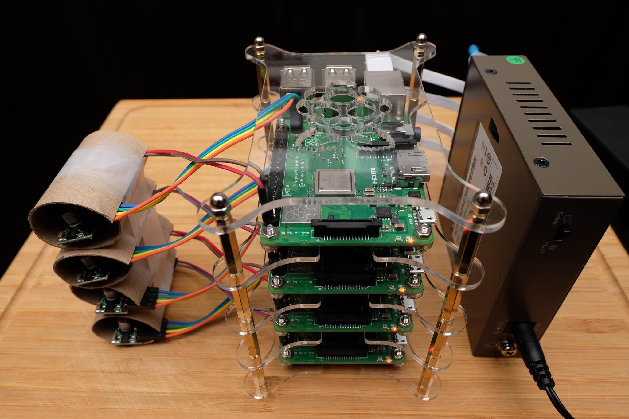 Raspberry Pi cluster – Part 1: Hardware   chrisadas com