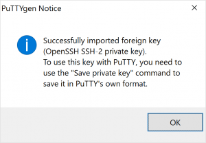 key-imported