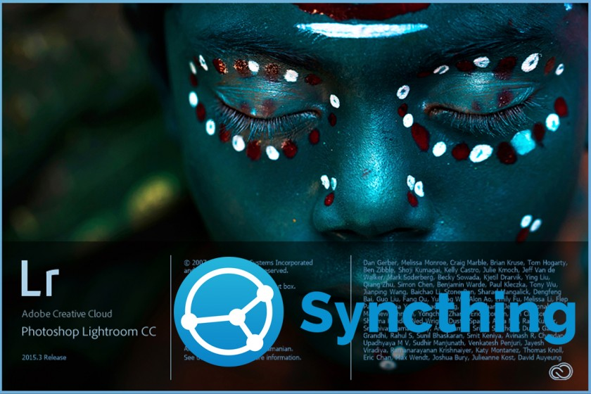 lightroom-syncthing